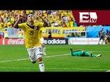 Colombia vence 2-1 a Costa de Marfil y avanza a octavos de final/ Viva Brasil