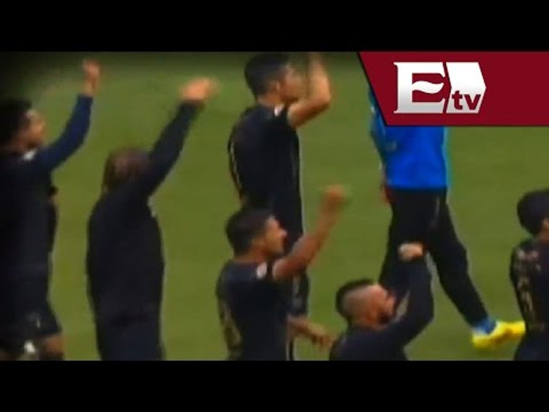 Pumas saca la garra contra América / Pumas 1-0 América