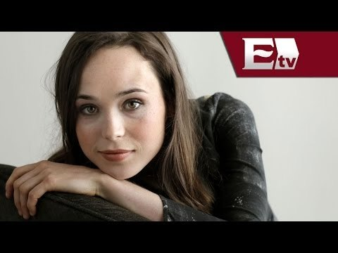 Ellen Page se declara homosexual / Ellen Page declared lesbian