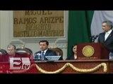Segundo informe de gobierno Miguel Ángel Mancera (parte 1) / Paul Lara