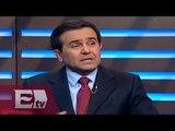 Entrevista a Ildefonso Guajardo, secretario de economía / David Páramo
