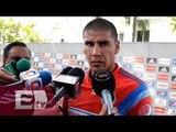 Carlos Salcido está desilusionado del ambiente en el futbol mexicano/ Gerardo Ruiz