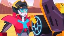 Transformers - Cyberverse - Saison 1, Episode 1  Fragmenté