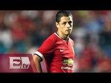 Vía franca a Javier Hernández para salir de Manchester United