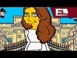 Kate Middelton se convierte en parte de Los Simpsons / Joanna Vegabiestro