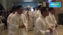 Padre Pio's relic arrives at Manila Cathedral