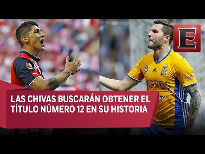Chivas alista detalles para enfrentar a Tigres en la final del Clausura 2017