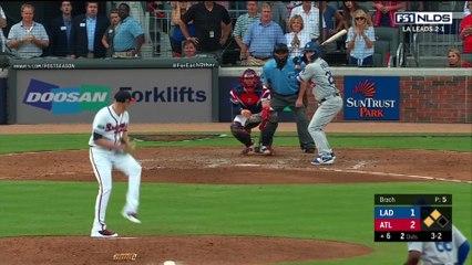 NLDS Game 4 Highlights: Dodgers vs. Braves