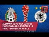 Expectativas para el encuentro de la Selección Mexicana frente a Alemania