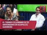Rafael Nadal encabeza lista del Abierto Mexicano de Tenis