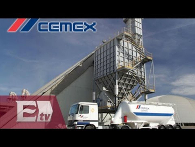 Cemex se retira Europa y liquida sus activos por 230.9 millones de euros  / Rodrigo Pacheco