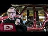 CEO de Fiat Chrysler insiste en buscar fusión con GM / Rodrigo Pacheco