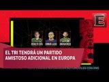 Osorio da a conocer lista de convocados para enfrentar a Bosnia