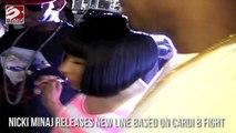 Nicki Minaj releases new line based on Cardi B fight
