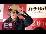 Johnny Depp asegura haber luchado contra un `chupacabras´ / Joanna Vegabiestro