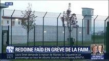 Redoine Faïd en grève de la faim: une prise en charge sanitaire et une prévention suicide ont été mises en place