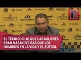 Filadelfo Rangel ofrece disculpas a sus jugadoras
