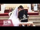 Anahí y Manuel Velasco Coello sorprenden con boda en Chiapas / Joanna Vegabiestro