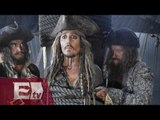 Se filtra imagen de la quinta entrega de la saga 'Piratas de Caribe'