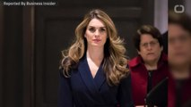 Former Trump Aide Hope Hicks To Be Chief Communications Officer At 'New Fox'