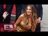 Sofía Vergara devela su estrella en el Paseo de la Fama de Hollywood / Joanna Vegabiestro