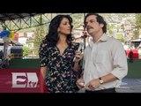 Stephanie Sigman es la amante de Pablo Escobar en 'Narcos'/ Función