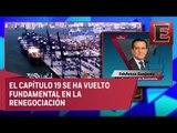 Ildefonso Guajardo y la renegociación del TLC