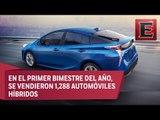 Suben ventas de autos híbridos en México