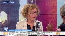 """Excès de contrats courts: """"Si les partenaires sociaux ne trouvent pas de solutions, nous prendrons nos responsabilités"""", affirme Muriel Pénicaud"""
