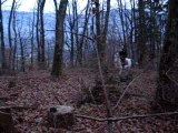 Mel & Naima (Dans La Forêt) 02