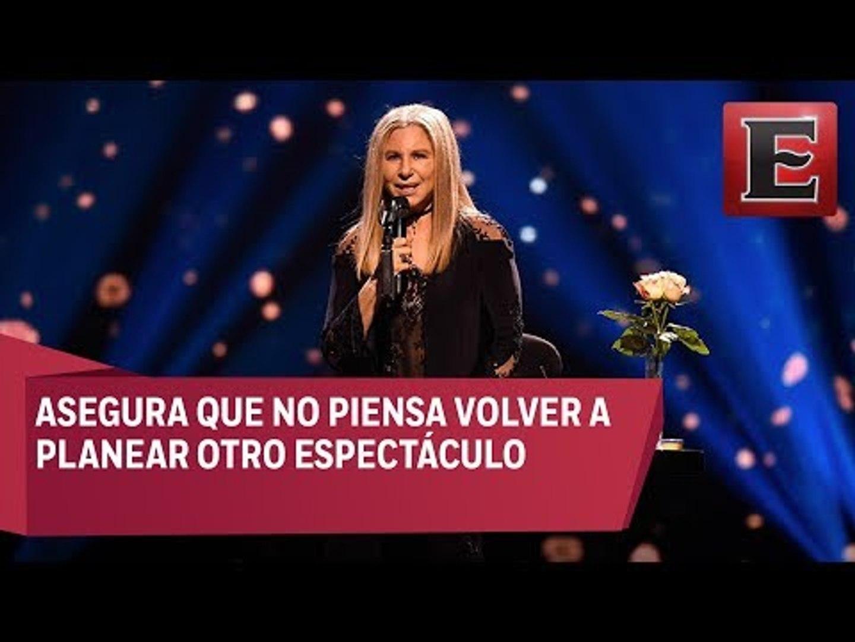 Barbra Streisand se retira con especial de Netflix