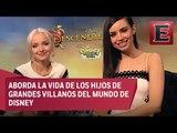 """Sofia Carson y Dove Cameron promocionan en México """"Descendientes 2"""""""