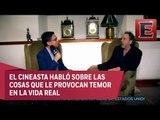 Tim Burton confiesa sus miedos