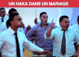 Une bien belle danse de mariage !   via storyful