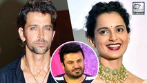 Hrithik Roshan SUPPORTS Kangana Ranaut Against Director Vikas Bahl!