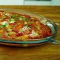 Miam miam miam ces cannelloni à la sauce bolognaise !La recette :