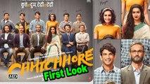 Shraddha & Sushant turn 'Chhichhore' | First Look