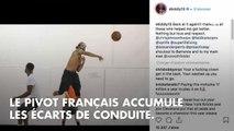 Joakim Noah : drogue, bagarres… retour sur les déboires du basketteur français