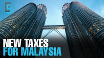 EVENING 5: Govt to roll out new taxes