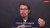 """Lorànt Deutsch : """"La langue française est progressiste"""""""