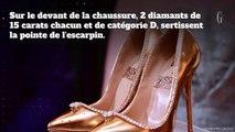 Le soulier de Cendrillon vendu 17 millions de dollars