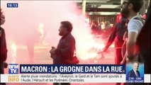 Manifestations à Paris: deux blessés et une interpellation après des échauffourées à Paris