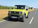 Suzuki Jimny 1.5 VVT 102 2018 : 1er essai en vidéo