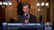 """Remaniement: le député LR Guillaume Larrivé fait part d'une """"atmosphère étrange"""" à l'Assemblée nationale"""