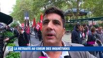 A la Une : La première mobilisation de l'année a rassemblé environ 1 500 personnes mardi matin à Saint-Etienne, contre la politique du gouvernement.