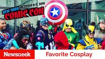 Newsgeek's Favorite Cosplay of NYCC 2018