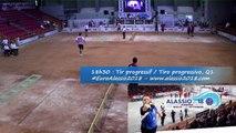 Premier tour de qualification, tir progressif, Euro masculin, Alassio 2018