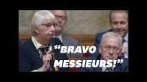 Les expressions de la députée Claire O'Petit ont amusé certains élus