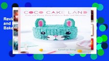Review  Coco Cake Land: Cute and Pretty Party Cakes to Bake and Decorate
