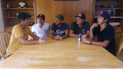 2018 Supra Boats Pro Wakeboard Tour: Roundtable Interview Part 1